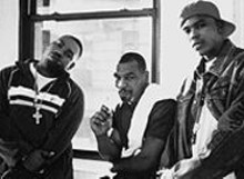 Raekwon, Mike Tyson and Power in Black and White, a cultural crazy quilt in which  the racial lines of New York City, tagged in spray paint as saliently as ever, are now hopped with frenetic abandon.