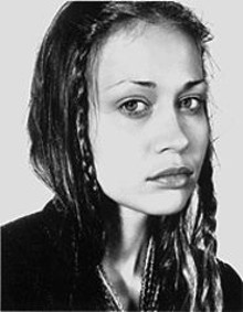 RICHARD  BURBRIDGE - Fiona Apple: Among her extraordinary gifts are a gorgeous dusky contralto that shifts adroitly from breathy and tender to keening and caustic.