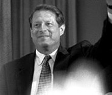 JENNIFER  SILVERBERG - Bill Bradley has leaned on his home state of Missouri for contributions, but Al Gore (above) still looks like the frontrunner.