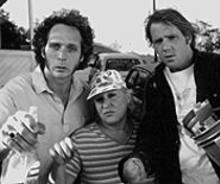 William Fichtner, Bette Midler and Marcus Thomas in Drowning Mona, which walks a careful line between mean-spirited mockery and affectionate imitation