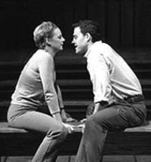 JUDY  ANDREWS - Suzanne Regan and Matthew Rauch in Book of Days