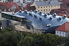 HARRY SCHIFFER, GRAZ, AUSTRIA - BIX, Kunsthaus, Graz, realities:united GmbH, photograph.