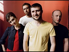 Straylight Run: Keeps it in the family.