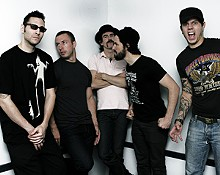 Dillinger Escape Plan: Free to be, you and me.