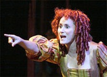 JOHN LAMB - Magan Wiles is at her best as Nell Gywn in the Orange Girls' Playhouse Creatures.