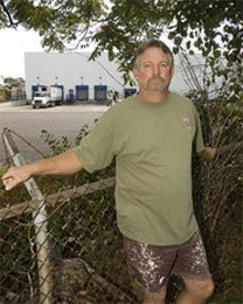 Rich Brucker hopes a petition will address neighbors' complaints about noisy nights.