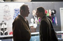 LOREY SEBASTIAN - Tommy Lee Jones and Charlize Theron star in Paul Haggis' complex and rewarding In the Valley of Elah.