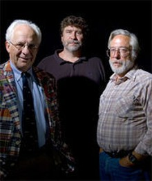 JENNIFER SILVERBERG - Lighting designers Peter E. Sargent, John Wylie and F. Mitchell Dana have lit more than 300 productions, collectively.