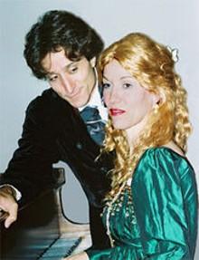 JILL RITTER - Andrew Michael Neiman and Kirsten Wylder create a little Mischief.