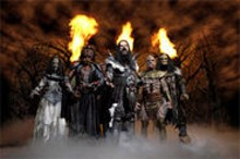 Lordi: Hard-rock hallelujahs  and main-stage dreams.