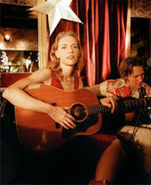Gillian Welch: Undercover country.