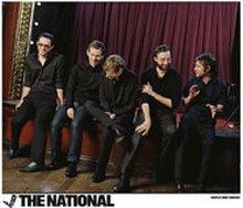 ABBEY DRUCKER - The National: Darkness on the edge of town.