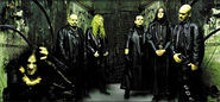 Dimmu Borgir are totally up for a game of  Parcheesi! Yayz!