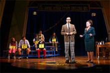 JOAN MARCUS - The 25th Annual Putnam County Spelling Bee is E-X-C-E-L-L-E-N-T.