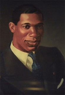 Months after his Supreme Court victory against the University of Missouri, Lloyd Gaines disappeared  never to be seen again. A portrait of Gaines (pictured here) now hangs at the university's law school.