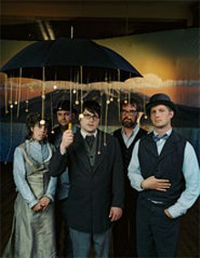 The Decemberists: Meloy, matey!