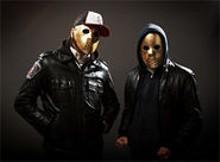 MSTRKRFT: Who are those masked men?