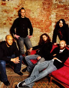 Killswitch Engage: Too much \m/ for one hand.