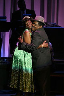 STEWART  GOLDSTEIN - Still Misbehavin': Don't miss the Black Rep's jumpin' tribute to Fats Waller.