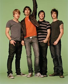 All-American Rejects: Dont hate me because Im beautiful.