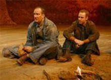 Of Mice and Men is staged at the Loretto-Hilton Center through Sunday, November 5.