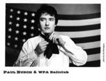 JIM  HERRINGTON - Paul Burch: Nashville, the way its meant to be heard.