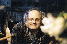 The world is Eugene Chadbourne's instrument.