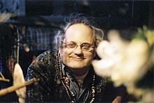 The world is Eugene Chadbourne's instrument.