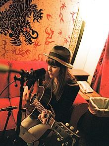 Jenny Lewis: Gone solo, but still indie rock's fierce femme fatale.