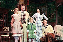 LARRY PRY/ THE MUNY - All's fair: The Muny stages an aging Meet Me in St. Louis.