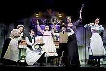 JOAN MARCUS - It's super: Mary Poppins at the Fox Theatre.