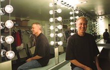 MEGAN HOLMES - Bruce Hornsby: Looking at the man in the mirror.