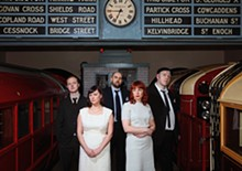 DONALD MILNE - Camera Obscura: Such a maudlin career sending 'em heartbroken.