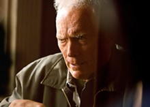 Clint Eastwood in Gran Torino: As he nears 80, he's headed any which way but down.