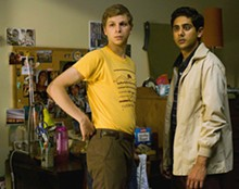 BRUCE BIRMELIN/DIMENSION FILMS, 2009 - Another teen movie: Michael Cera and Adhir Kalyan star in Youth in Revolt.