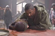 Denzel Washington's Eli will smite you.