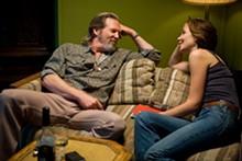 A good Bad: Jeff Bridges and Maggie Gyllenhaal in Crazy Heart.