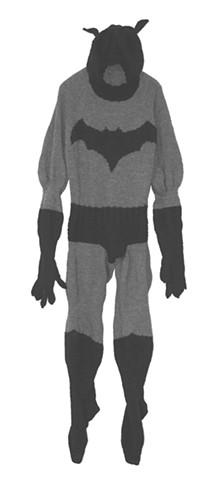 MARK NEWPORT - Batman.