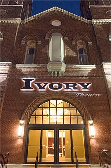 The Archdiocese of St. Louis went to court to block his company's curtain-raiser, Sex, Drugs, and Rock & Roll, at the spanking-new Ivory Theatre. But New Line Theatre artistic director Scott Miller sees smoother sailing ahead.