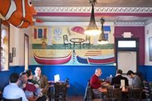 JENNIFER SILVERBERG - Anthonino's Taverna: A little Italian, a little Greek, a lot wonderful.
