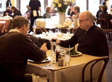 JENNIFER SILVERBERG - And Brasserie makes three.