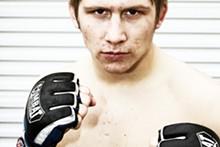 JENNIFER SILVERBERG - Justin Lawrence, MMA fighter