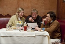 WILSON WEBB - Greta Gerwig, Rhys Ifans and Ben Stiller in Greenberg