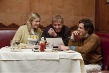 WILSON WEBB - Greta Gerwig, Rhys Ifans and Ben Stiller in Greenberg