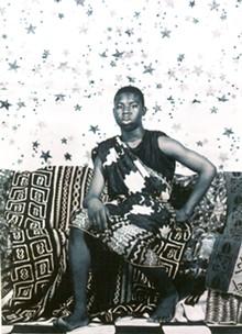 Jenele Brooks, 2005, After Keita and Sidibe: Ralph Tyler. PPRC Photography Project: Heritage Preservation Youth Training Program.
