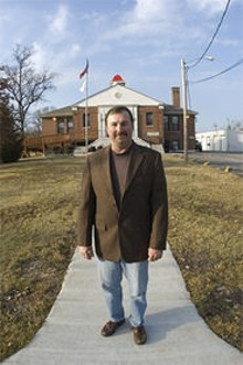 JENNIFER  SILVERBERG - Valley Park Mayor Jeffery Whitteaker