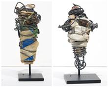 Philadelphia Wireman, selection of sculptures