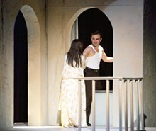 JOHN LAMB - The New Jewish Theatre's staging of Romeo and Juliet at the Missouri History Museum