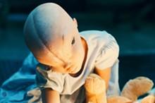 Nature versus nurture: Abigail Chu as the humanoid Dren.
