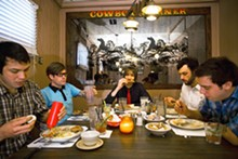 LINDSAY HUTCHENS - Riverboat Gamblers (Warped Tour): Punx.